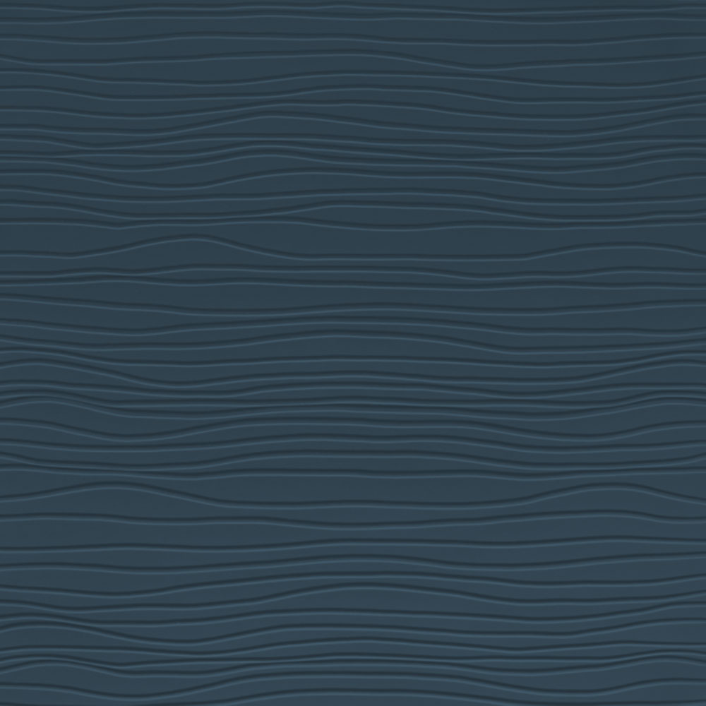 Johnsonite Solid Colors Bamboo Surface 24 x 24 .125 Blue Lagoon