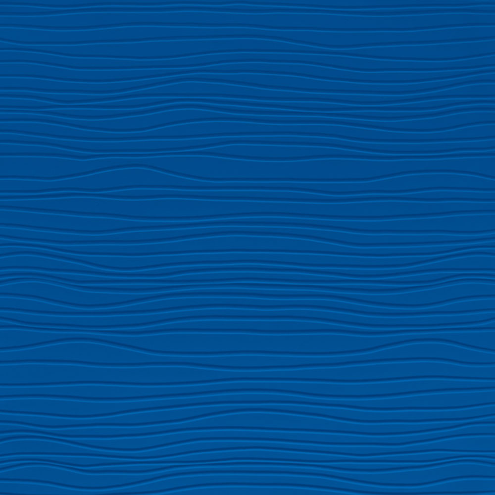 Johnsonite Solid Colors Bamboo Surface 24 x 24 .125 Bluest
