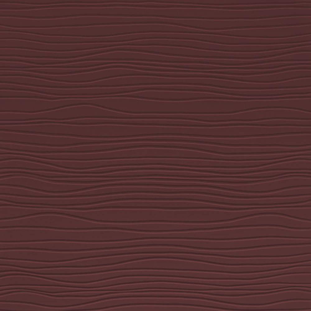 Johnsonite Solid Colors Bamboo Surface 24 x 24 .125 Burgundy