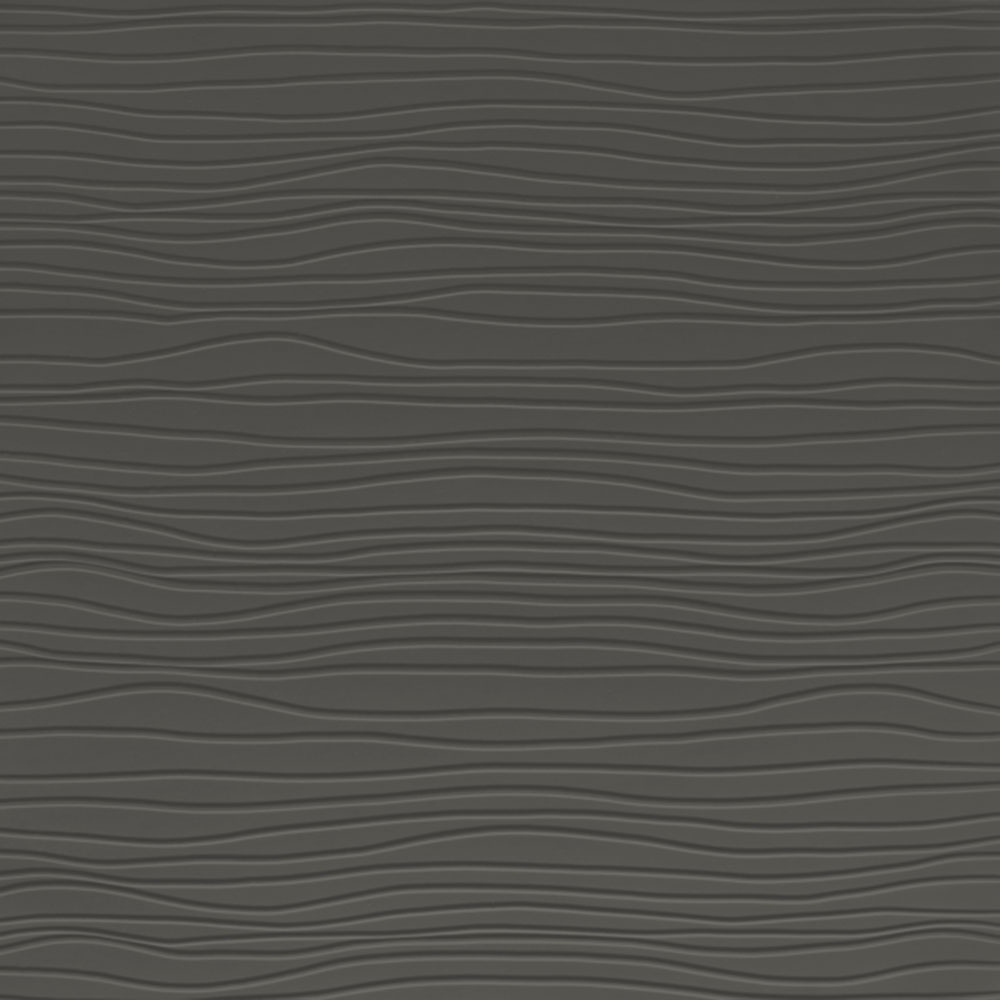 Johnsonite Solid Colors Bamboo Surface 24 x 24 .125 Charcoal