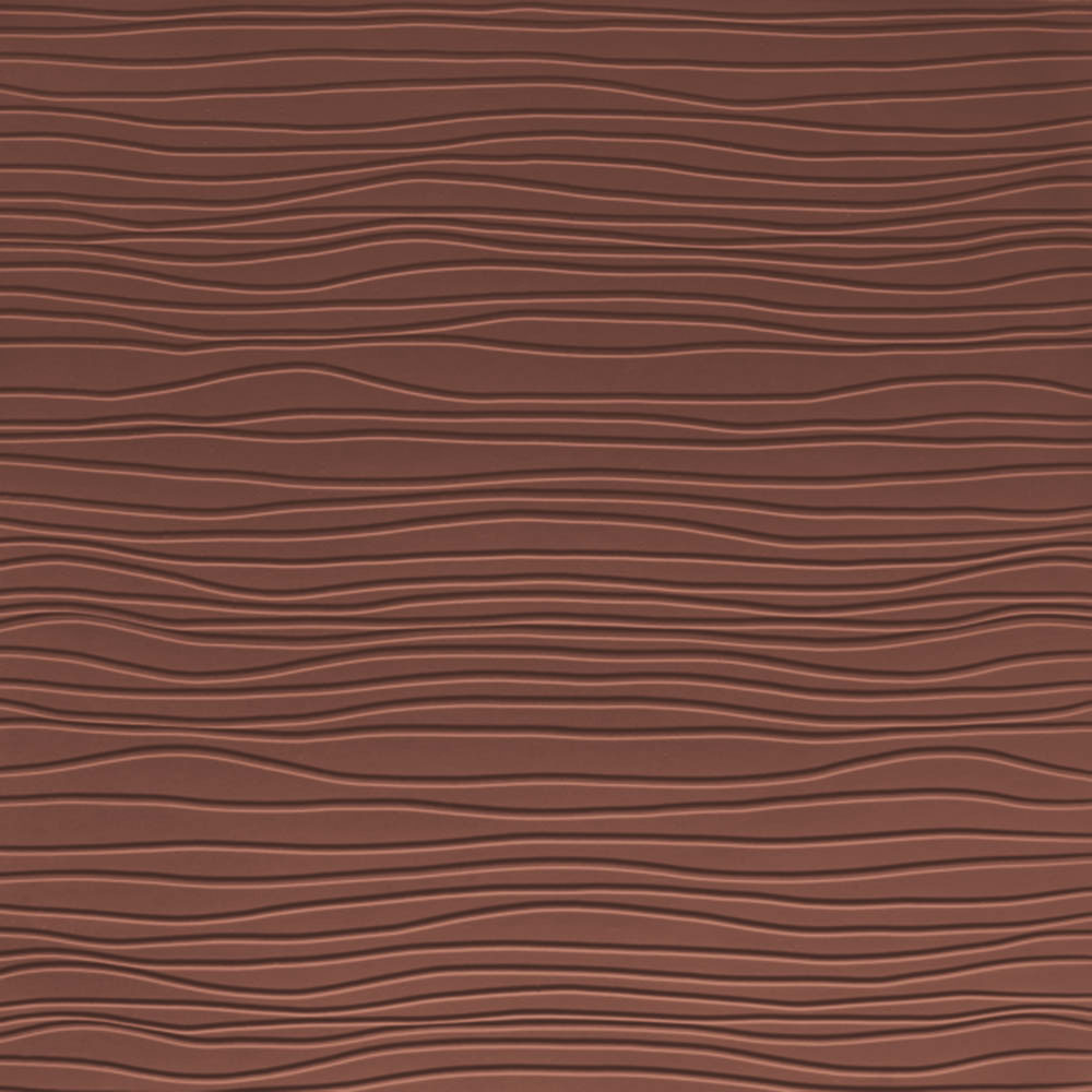 Johnsonite Solid Colors Bamboo Surface 24 x 24 .125 Chestnutty