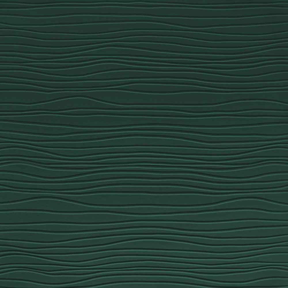 Johnsonite Solid Colors Bamboo Surface 24 x 24 .125 Hunter Green