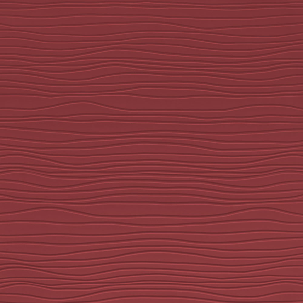 Johnsonite Solid Colors Bamboo Surface 24 x 24 .125 Salsa