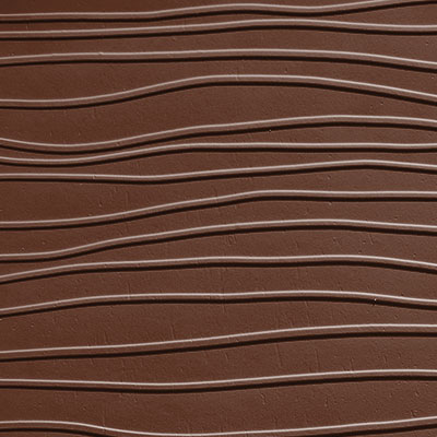 Johnsonite Solid Colors Bamboo Surface 24 x 24 .125 Sienna