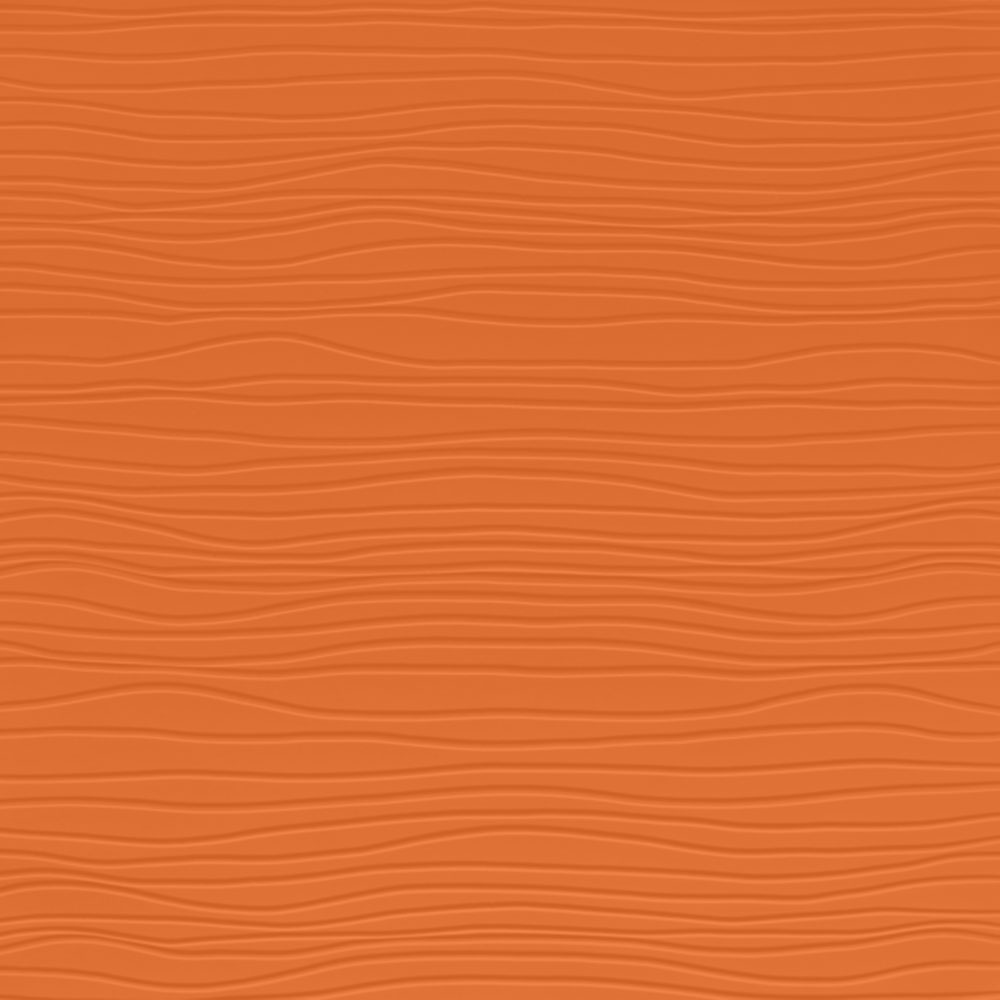 Johnsonite Solid Colors Bamboo Surface 24 x 24 .125 Tangerine Tango