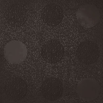 Johnsonite Circulinity Tic-Tac-Toe Texture 24 x 24 Burnt Umber