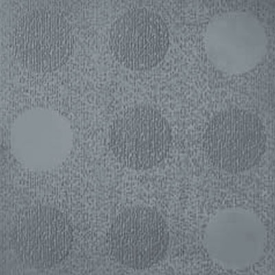 Johnsonite Circulinity Tic-Tac-Toe Texture 24 x 24 Medium Grey