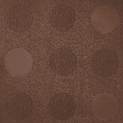 Johnsonite Circulinity Tic-Tac-Toe Texture 24 x 24 Milk Chocolate