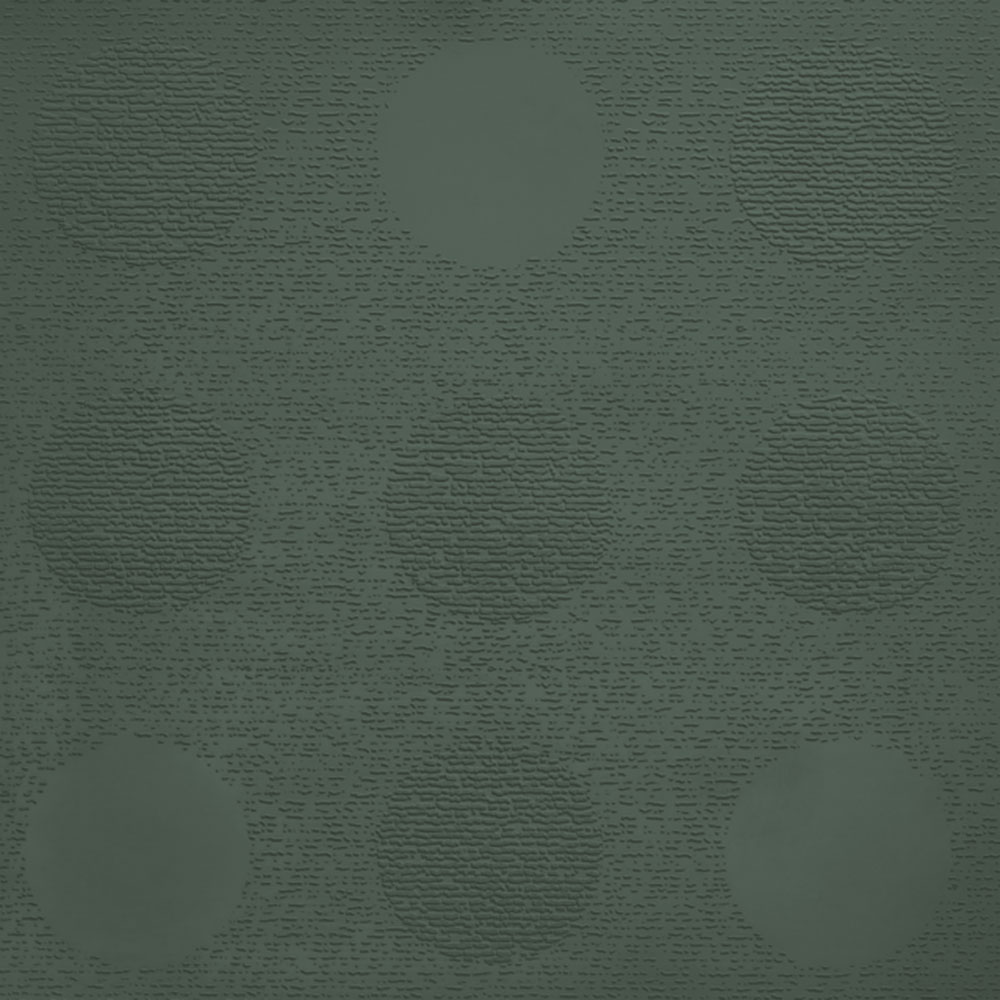 Johnsonite Circulinity Tic-Tac-Toe Texture 24 x 24 Palm Leaf