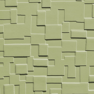 Johnsonite Solid Colors Cubis Surface 24 x 24 .125 Marshland