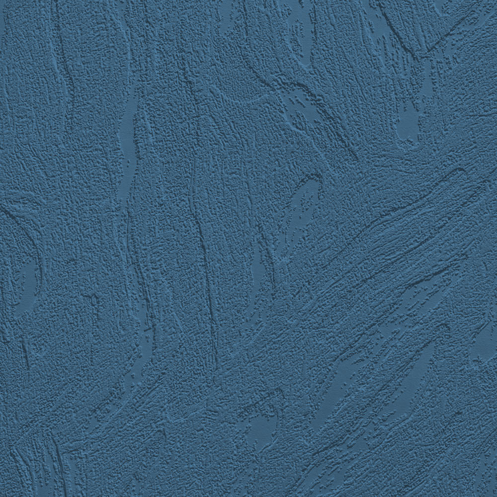 Johnsonite Solid Colors Flagstone Surface 24 x 24 .125 Blue Jeans