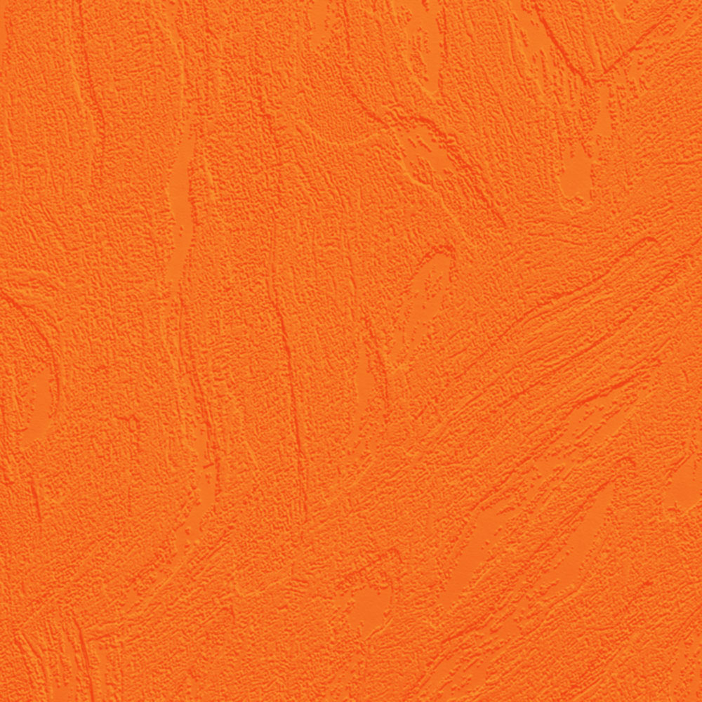 Johnsonite Solid Colors Flagstone Surface 24 x 24 .125 Tangerine Tango