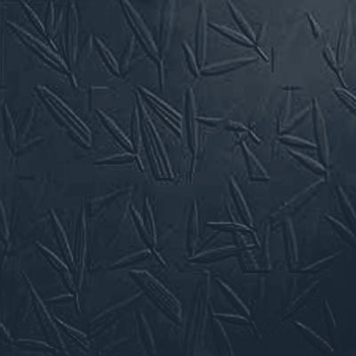 Johnsonite Folio Bamboo Leaf Texture 24 x 24 Blue Jeans