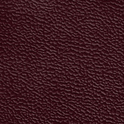 Johnsonite Solid Colors Hammered Surface 24 x 24 .125 Cabernet