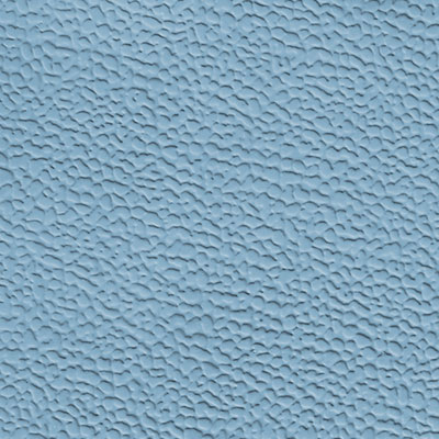 Johnsonite Solid Colors Hammered Surface 24 x 24 .125 Cerulean