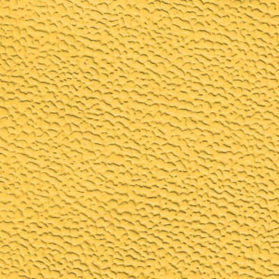 Johnsonite Solid Colors Hammered Surface 24 x 24 .125 Lemon