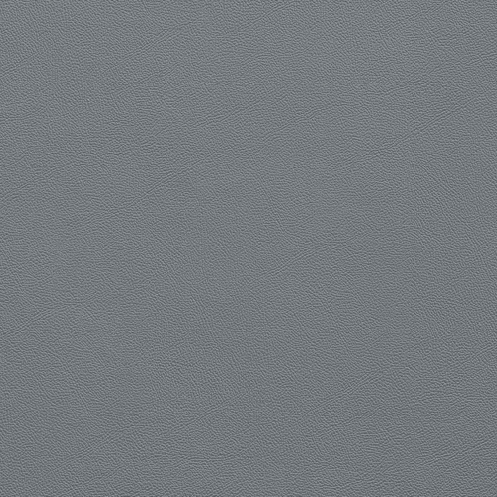 Johnsonite Solid Colors Leather Surface 24 x 24 .125 Medium Grey
