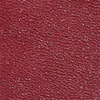 Johnsonite MicroTone Speckled Hammered Texture 24 x 24 .125 Red Caboose