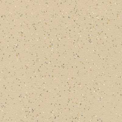 Johnsonite MicroTone Speckled Rice Paper Texture 24 x 24 .125 Silkworm