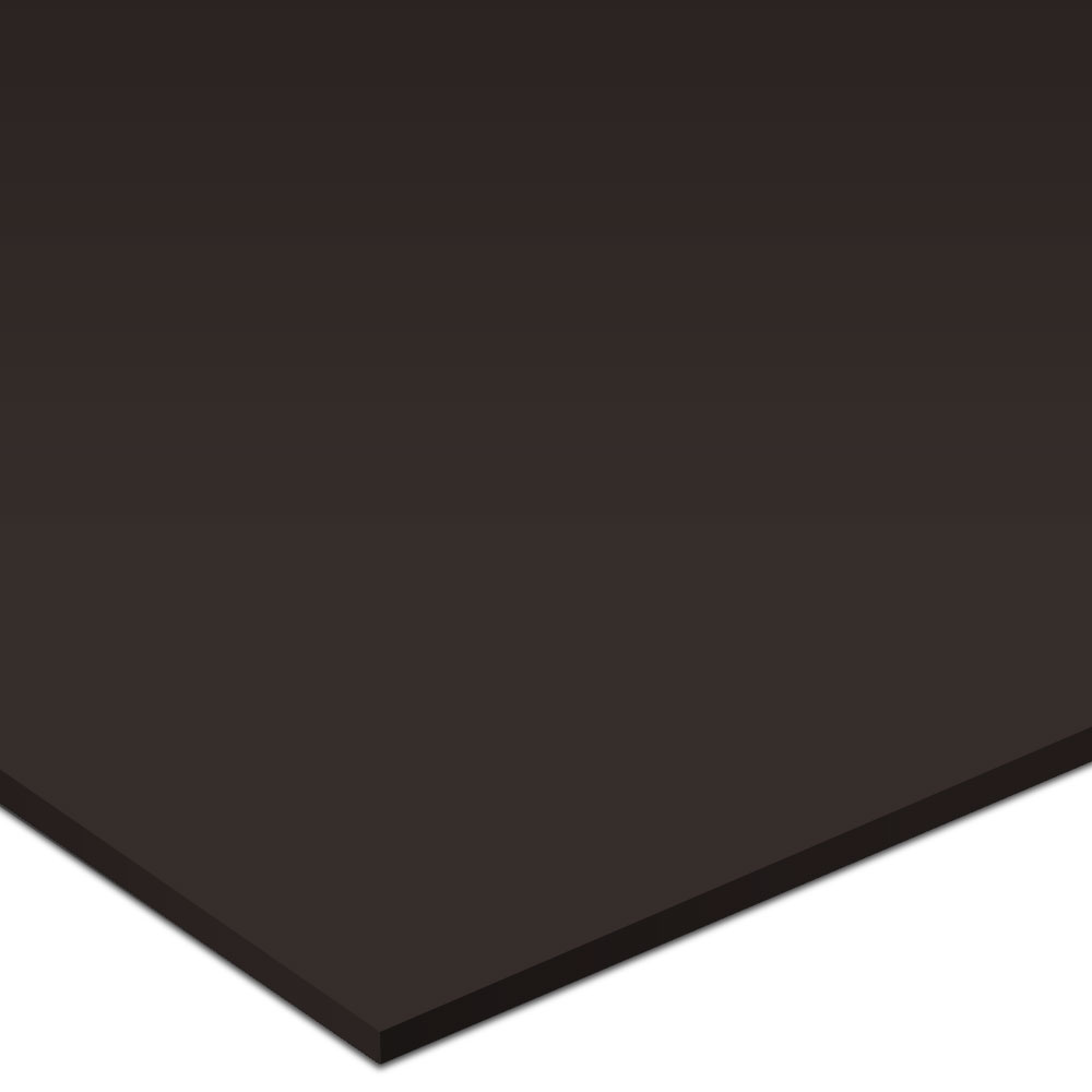 Johnsonite Solid Colors Smooth Surface 12 x 12 Burnt Umber
