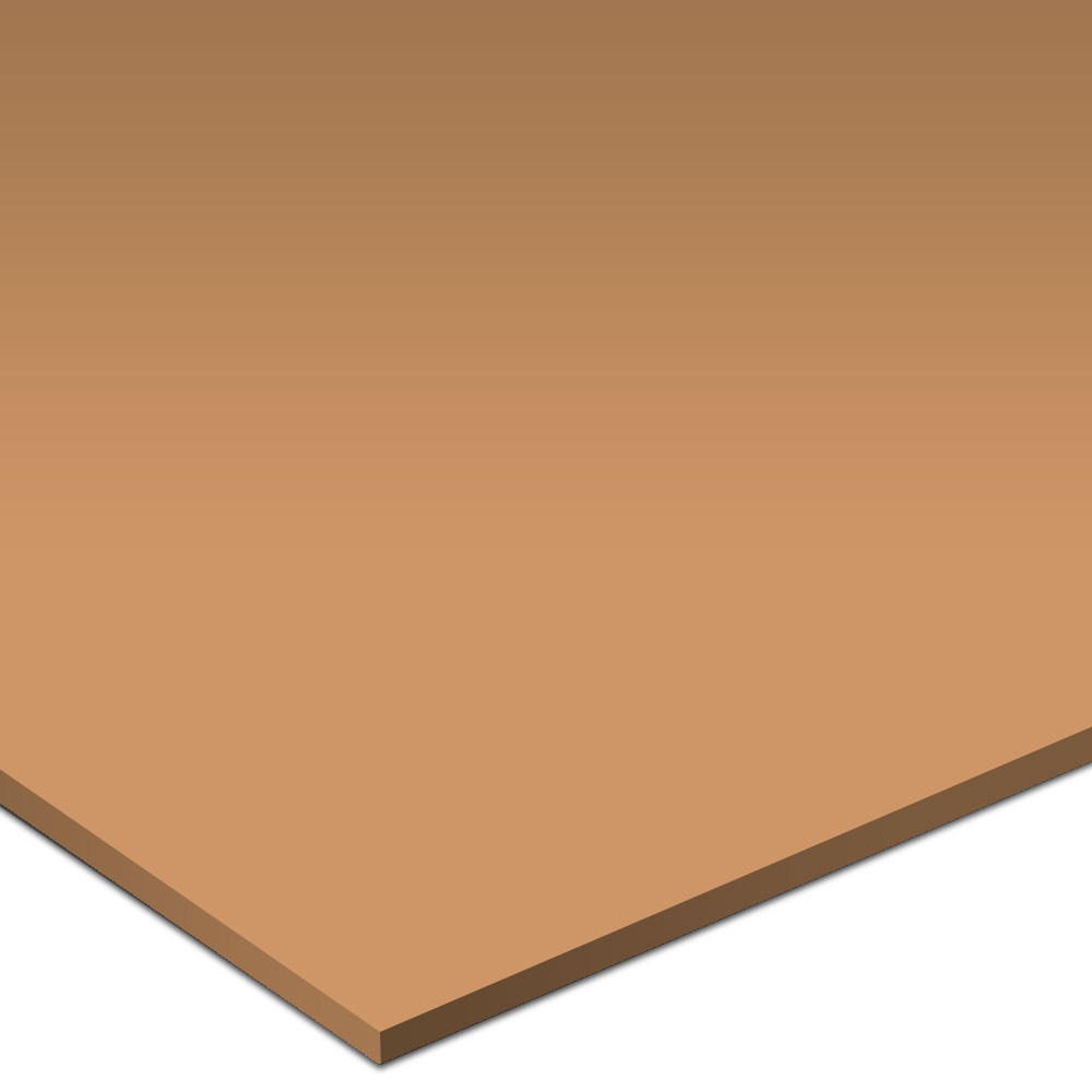 Johnsonite Solid Colors Smooth Surface 12 x 12 Butterscotch