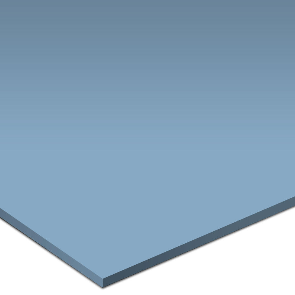 Johnsonite Solid Colors Smooth Surface 12 x 12 Cerulean