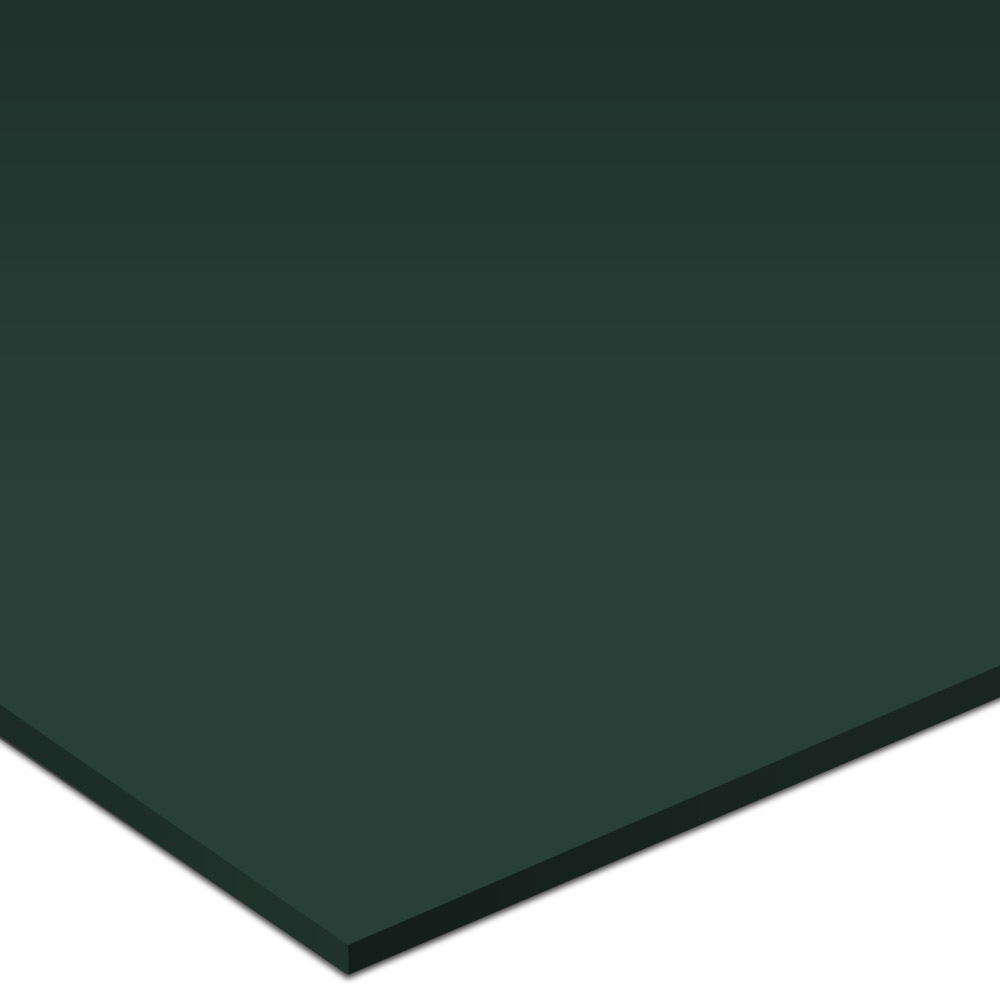 Johnsonite Solid Colors Smooth Surface 12 x 12 Hunter Green