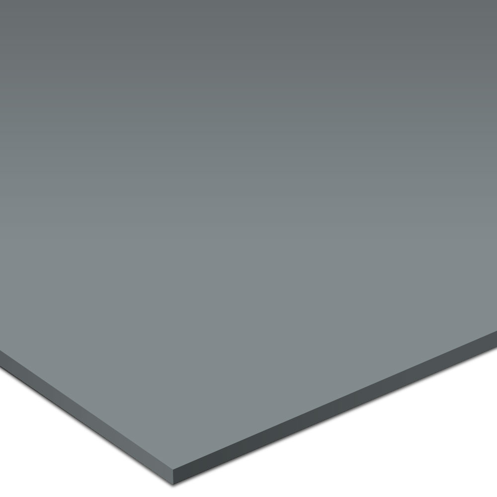 Johnsonite Solid Colors Smooth Surface 12 x 12 Medium Grey