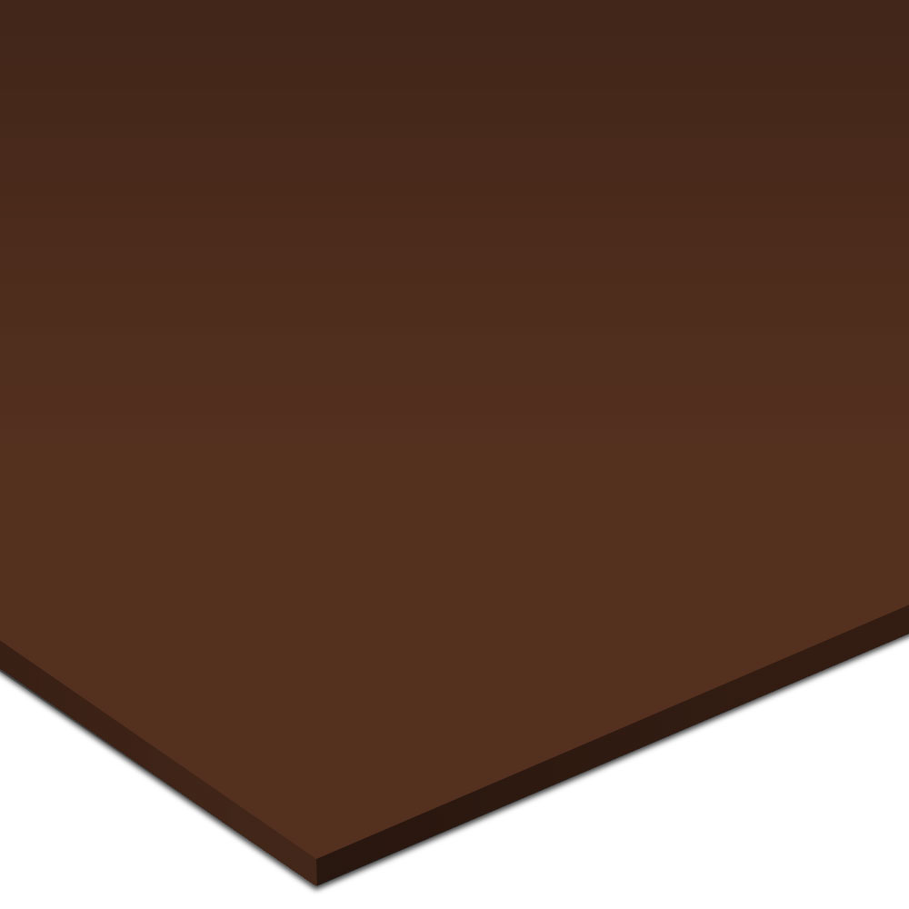 Johnsonite Solid Colors Smooth Surface 12 x 12 Sienna