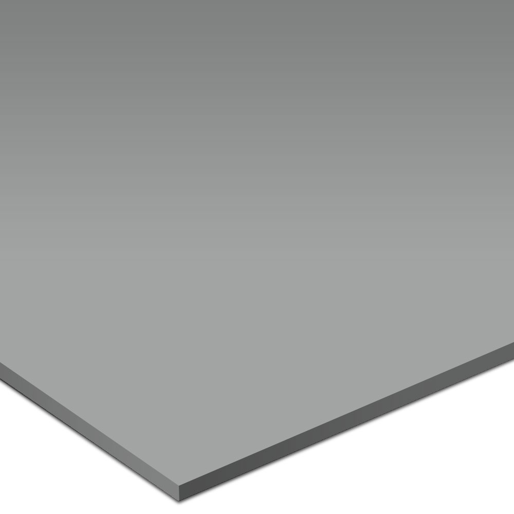 Johnsonite Solid Colors Smooth Surface 12 x 12 Silver Grey
