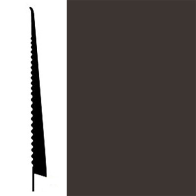 Johnsonite Tightlock Wallbase for Carpet 4 1/2 Brown