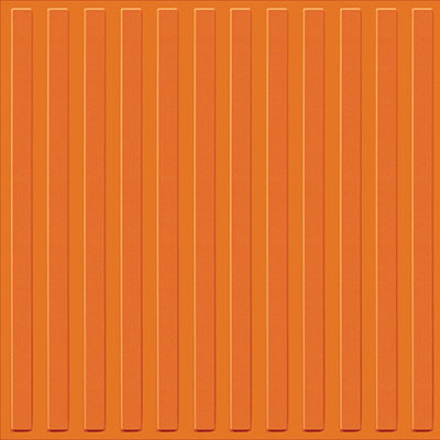Mannington Audio Spectra Tic Toc 12 x 24 Orange Sorbet 986AST