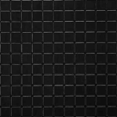 Mannington ColorScape 18 x 18 Squared Night Black 901 SQ8
