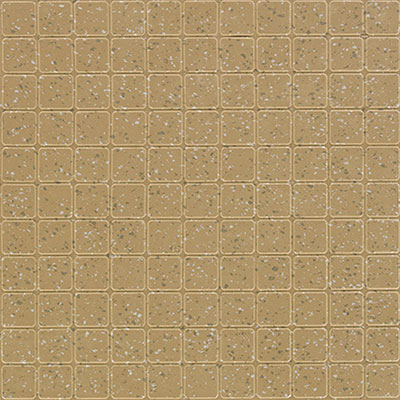 Mannington ColorSpec Square 18 x 18 Ginger Field 863SQ8