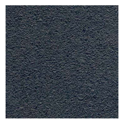 RB Rubber Products Sports Mats 1/2 Standard Rubber Sheet Black 400102010046