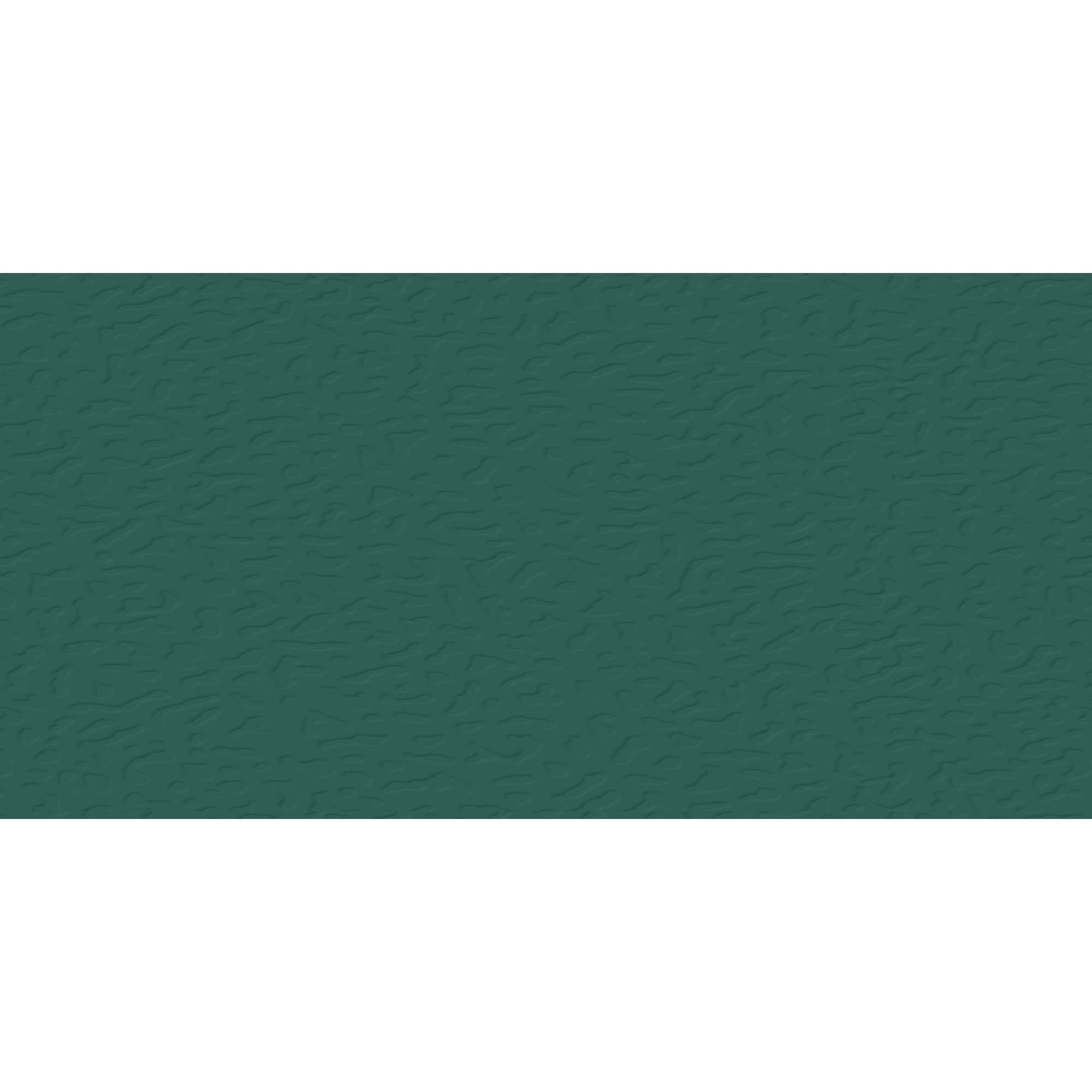 Roppe Designers Choice Hammered 6 x 12 Forest Green