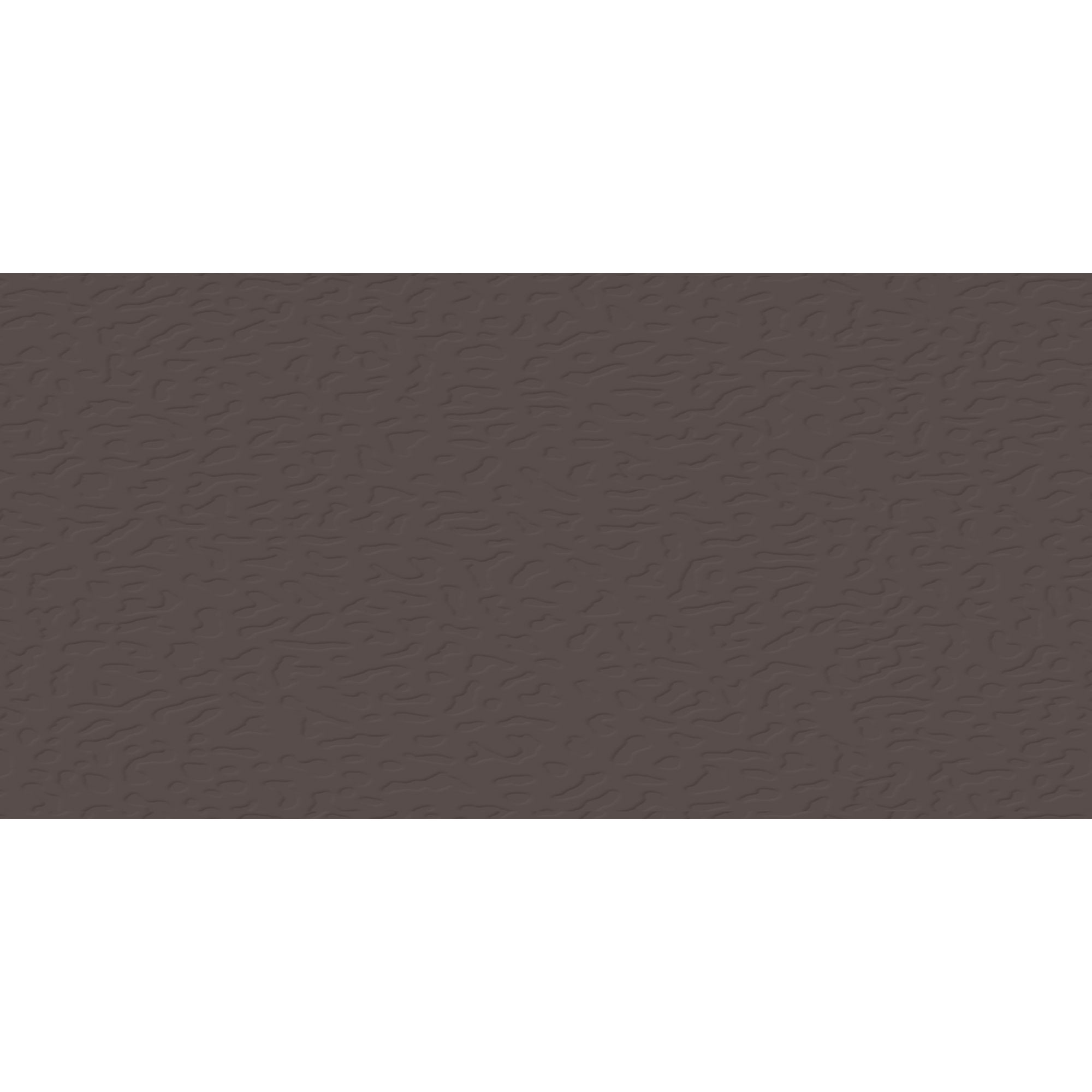 Roppe Designers Choice Hammered 6 x 12 Light Brown