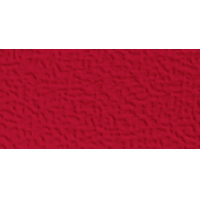 Roppe Designers Choice Hammered 6 x 12 Red