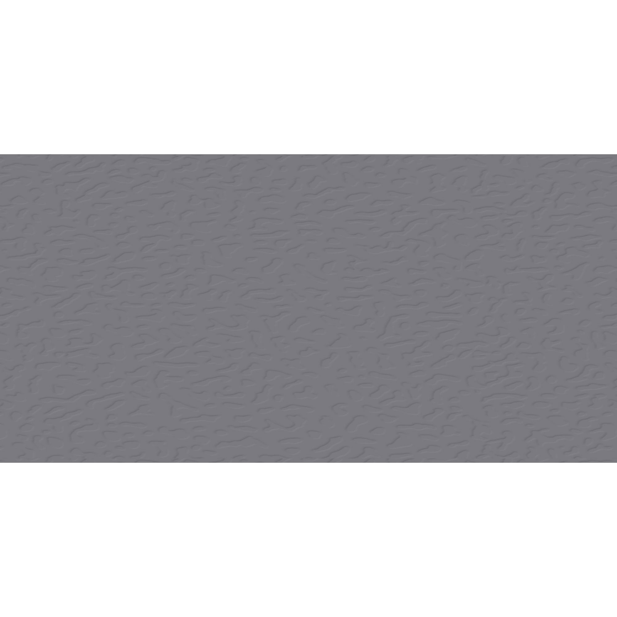 Roppe Designers Choice Hammered 6 x 12 Steel Gray