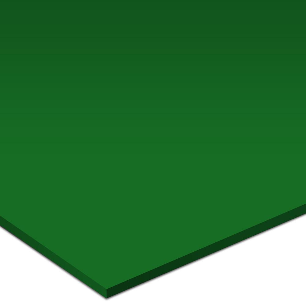 Roppe Designers Choice Smooth 6 X 6 Shamrock
