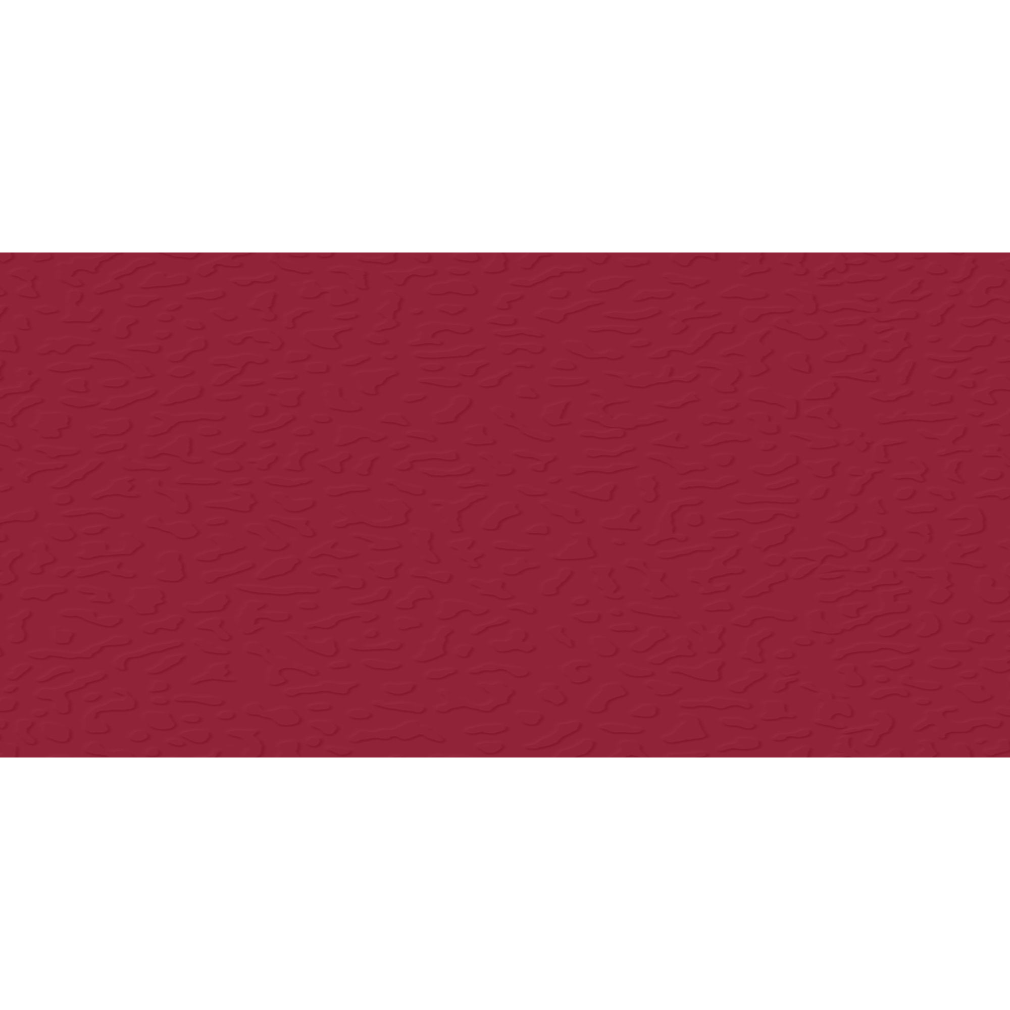 Roppe Designers Choice Textured 6 x 12 Red