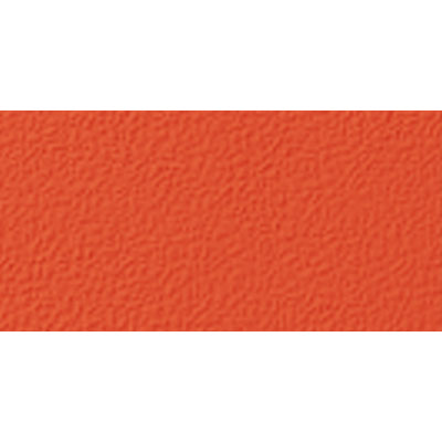 Roppe Designers Choice Textured 6 x 12 Tangerine