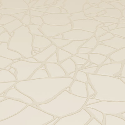 Roppe Dimensions Tile - Crackled Design Bisque