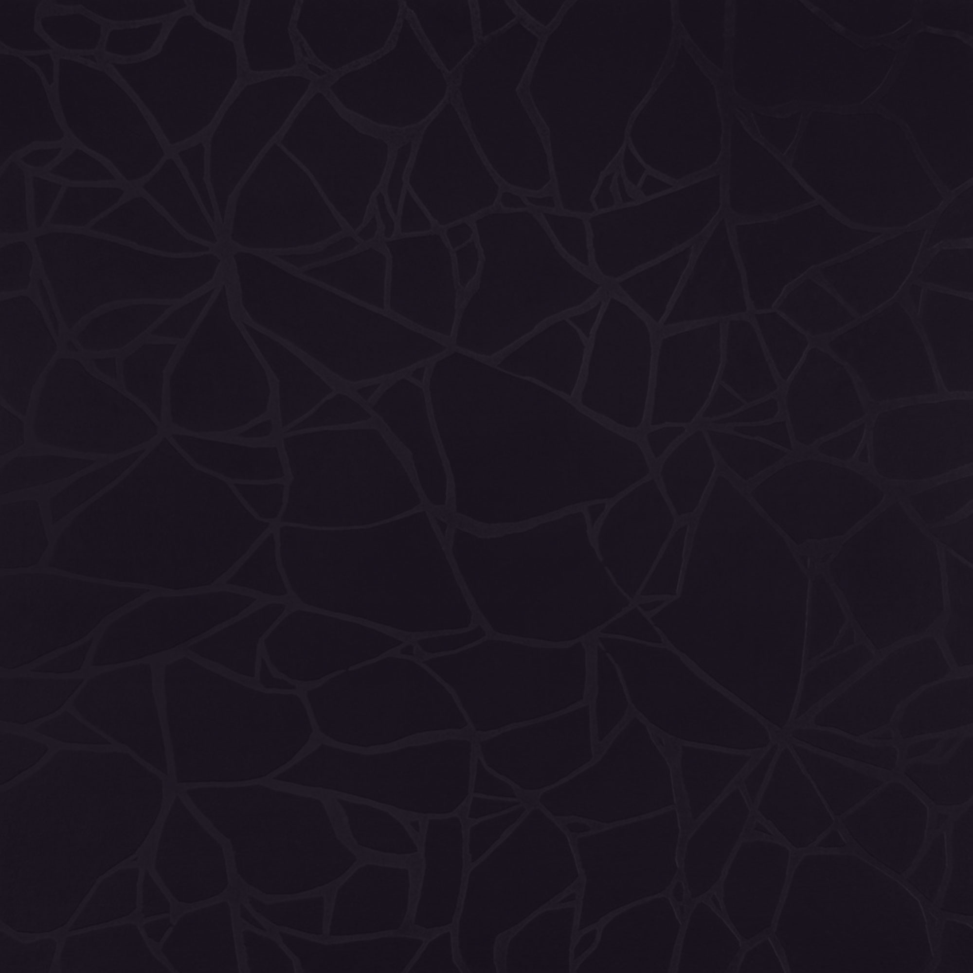 Roppe Dimensions Tile - Crackled Design Black