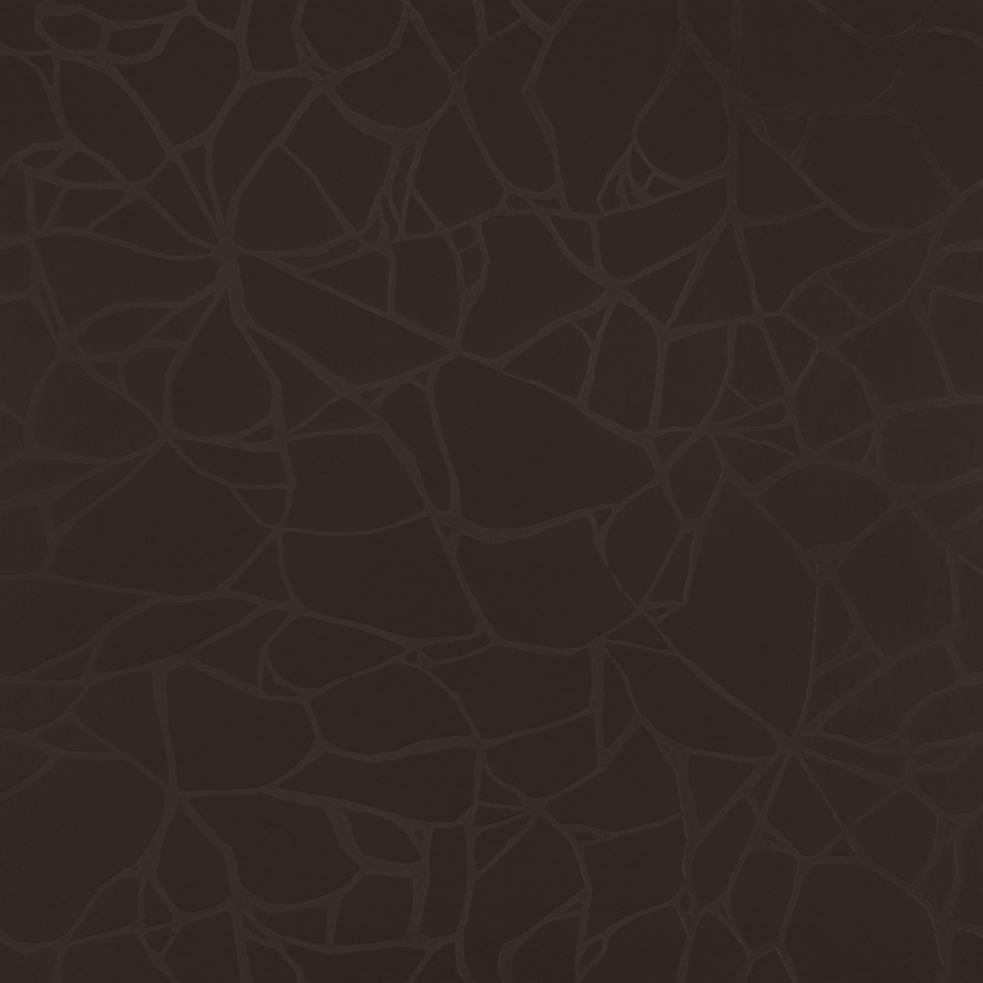 Roppe Dimensions Tile - Crackled Design Brown