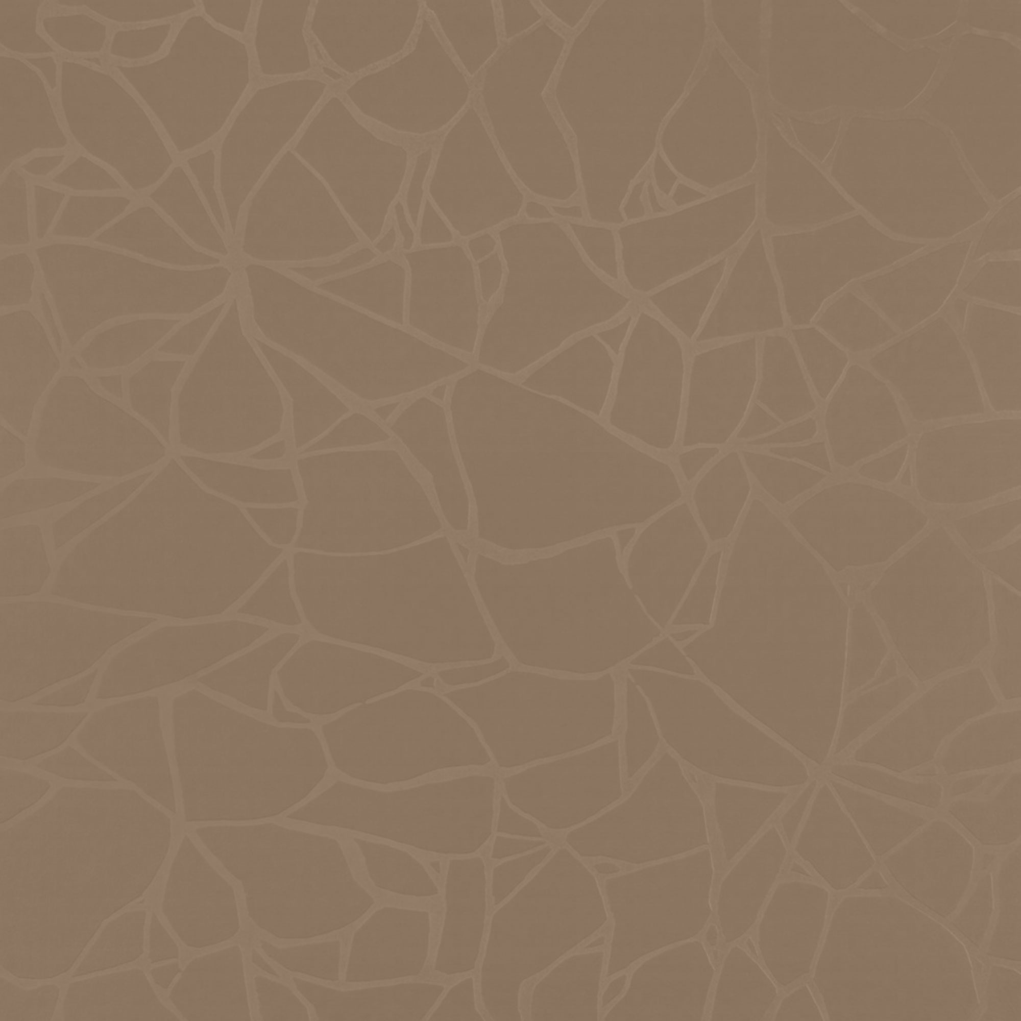 Roppe Dimensions Tile - Crackled Design Buckskin