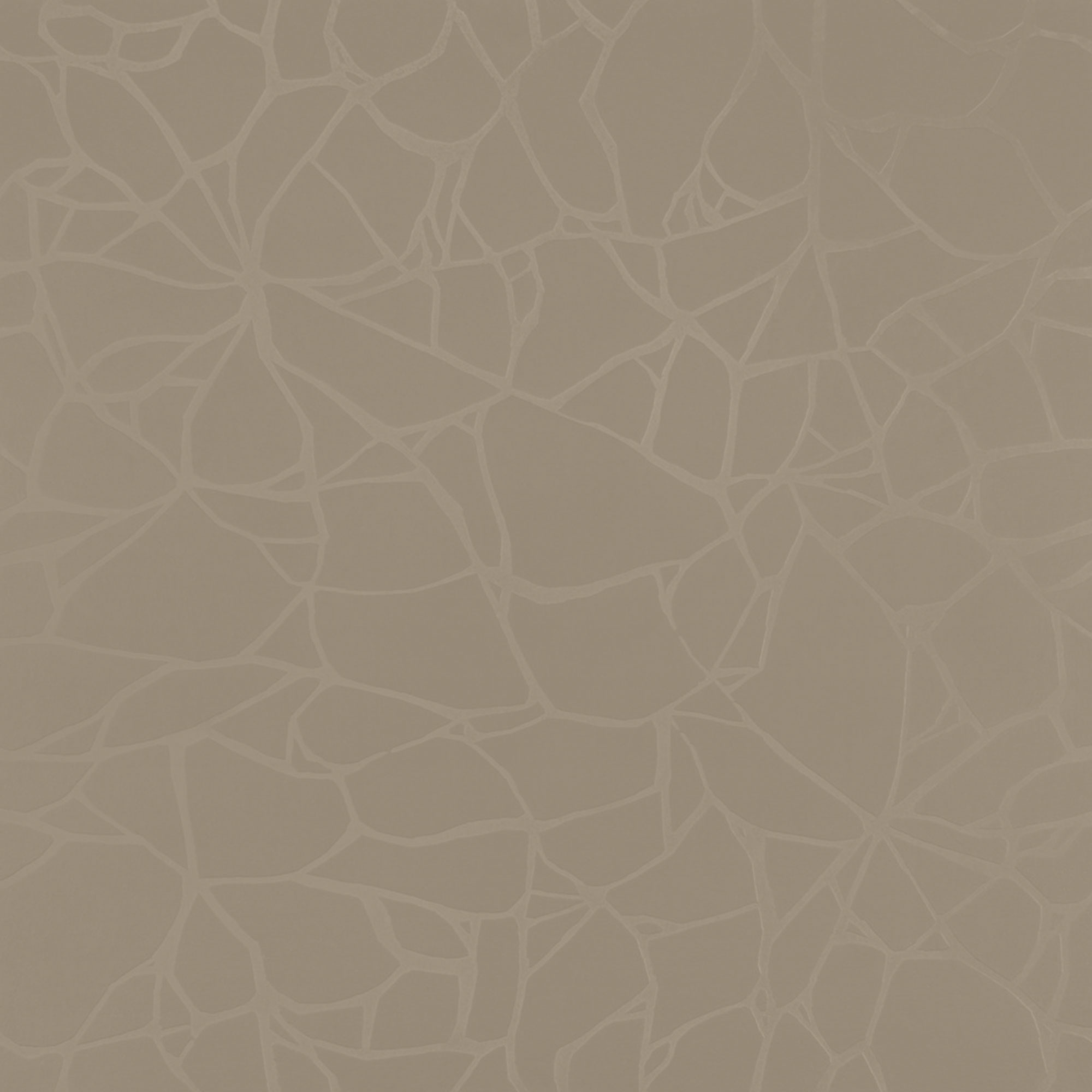 Roppe Dimensions Tile - Crackled Design Flax