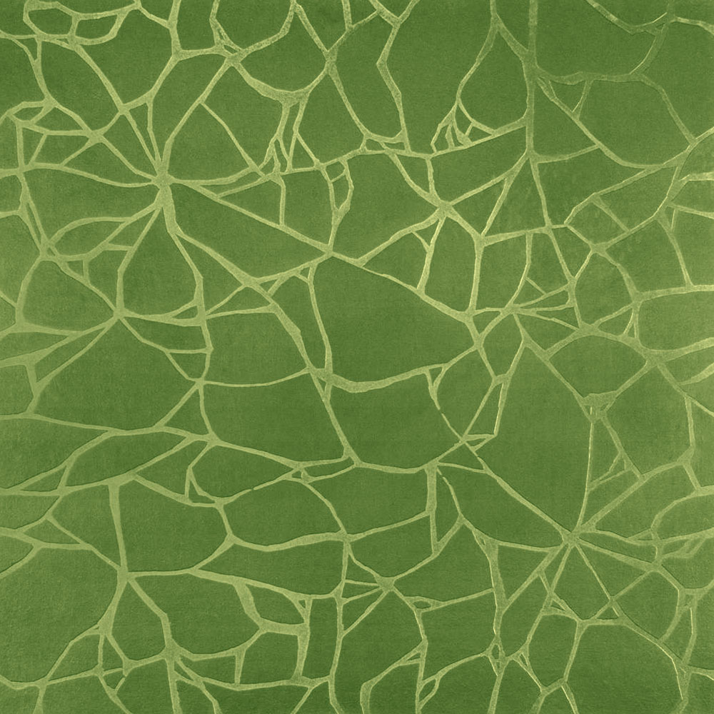 Roppe Dimensions Tile - Crackled Design Gingko