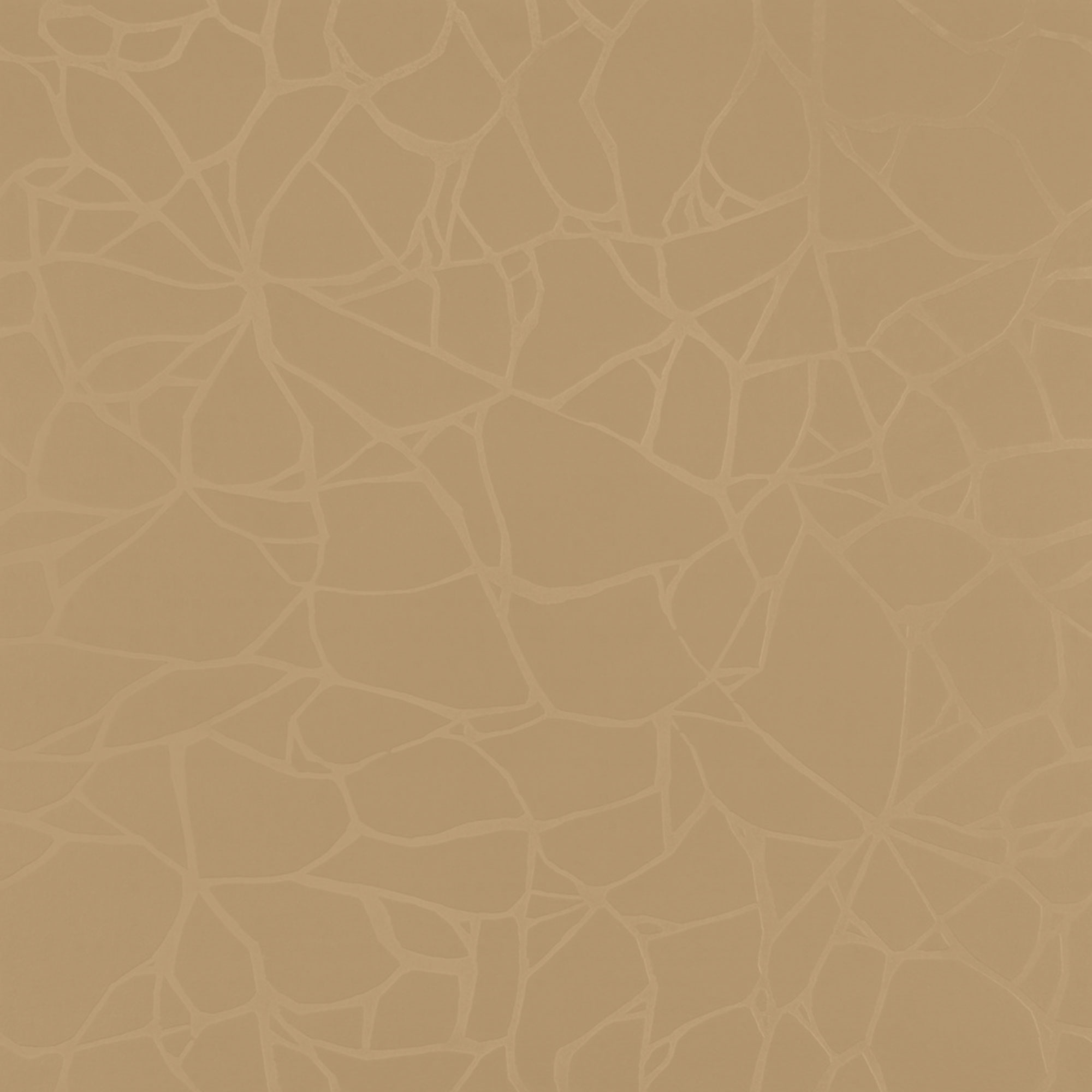Roppe Dimensions Tile - Crackled Design Harvest Yellow