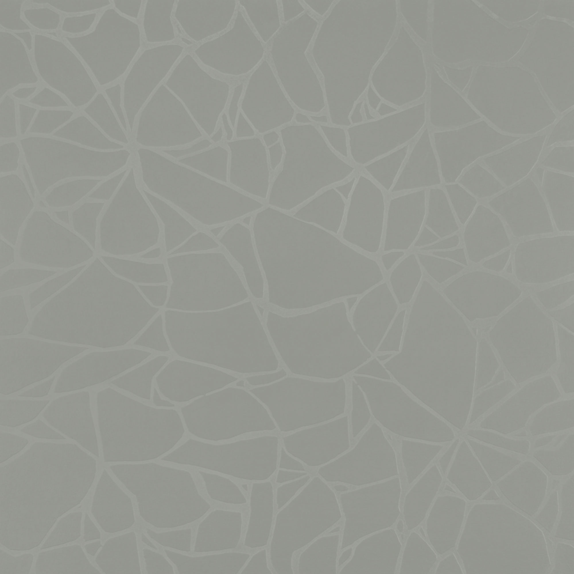 Roppe Dimensions Tile - Crackled Design Light Gray